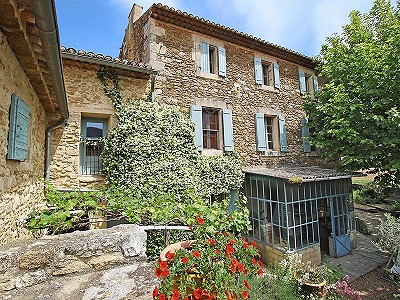 8 bedroom farmhouse for sale, Cavaillon, Vaucluse, Provence French Riviera