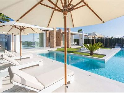 Image 5 | 6 bedroom villa for sale with 1,072m2 of land, Cala Conta, South Western Ibiza, Ibiza 186777