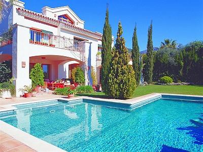Image 9 | 5 bedroom villa for sale with 900m2 of land, Sierra Blanca, Marbella, Malaga Costa del Sol, Marbella Golden Mile 186839