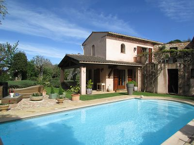 4 bedroom villa for sale, Valbonne, Provence French Riviera