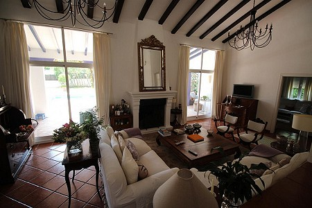 Image 14 | 6 bedroom villa for sale with 0.21 hectares of land, Sotogrande, Cadiz, Andalucia 187018