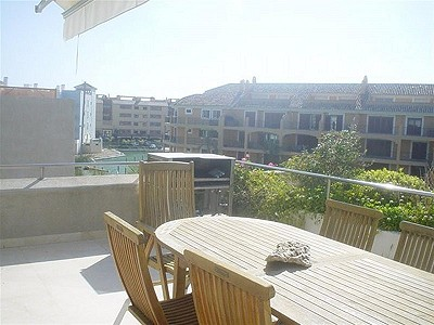 4 bedroom penthouse for sale, Sotogrande, Cadiz, Andalucia