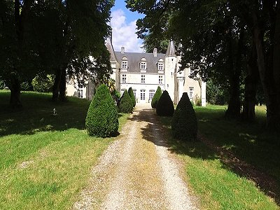 Image 27 | Charming French Chateau for Sale in the Loire Valley with 11 Bedrooms and Boutique Hotel Appeal 187049