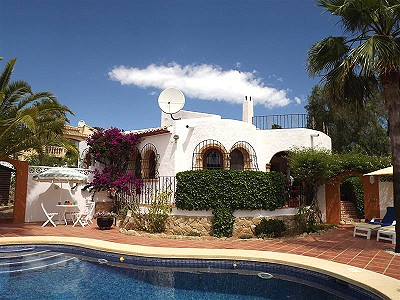 2 bedroom villa for sale, Javea, Alicante Costa Blanca, Valencia
