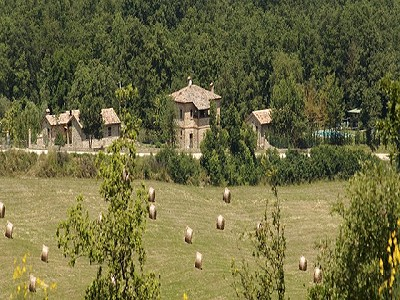 Image 3 | Agrotourism Complex with 4 Farmhouses in Citta Della Pieve, Umbria for sale with 90000m2 of land 187103