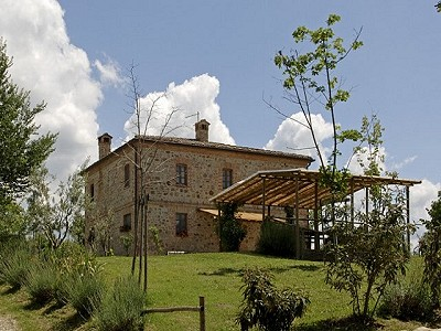 Image 5 | Agrotourism Complex with 4 Farmhouses in Citta Della Pieve, Umbria for sale with 90000m2 of land 187103