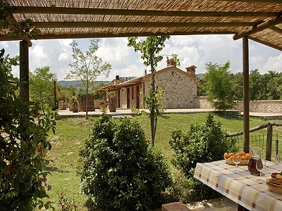 Image 6 | Agrotourism Complex with 4 Farmhouses in Citta Della Pieve, Umbria for sale with 90000m2 of land 187103