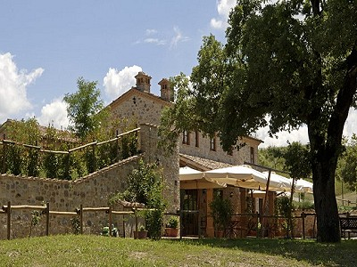 Image 7 | Agrotourism Complex with 4 Farmhouses in Citta Della Pieve, Umbria for sale with 90000m2 of land 187103