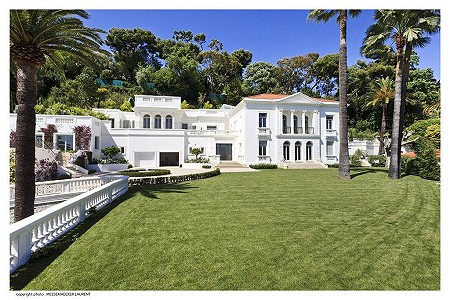 9 bedroom villa for sale, Cannes, French Riviera