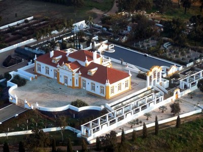 Image 4 | Outstanding Villa and Gardens in 33 hectares In Southern Portugal for Sale 187176