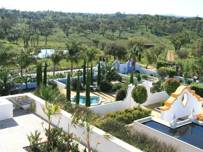 Image 6 | Outstanding Villa and Gardens in 33 hectares In Southern Portugal for Sale 187176