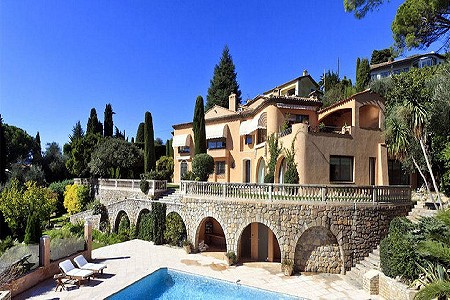 7 bedroom villa for sale, Collines, Mougins, French Riviera