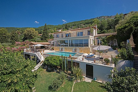 5 bedroom villa for sale, Magagnosc, Grasse, Cote d'Azur French Riviera