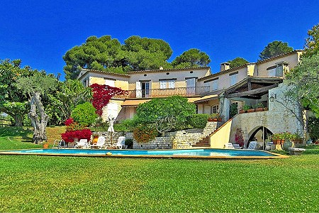 6 bedroom villa for sale, Californie, Cannes, French Riviera