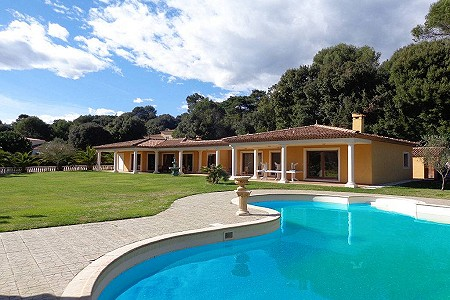 Image 1 | 4 bedroom villa for sale with 0.37 hectares of land, Valbonne, French Riviera 187265