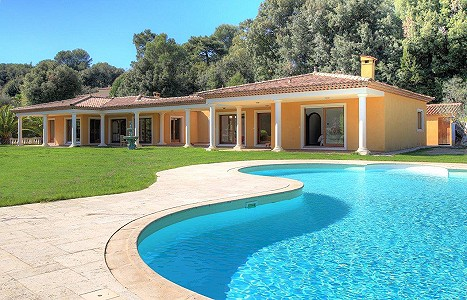 Image 2 | 4 bedroom villa for sale with 0.37 hectares of land, Valbonne, French Riviera 187265