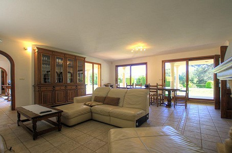 Image 6 | 4 bedroom villa for sale with 0.37 hectares of land, Valbonne, French Riviera 187265