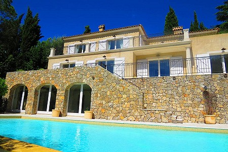 5 bedroom villa for sale, Mougins, French Riviera