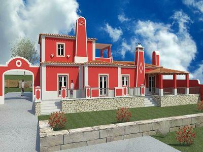 4 bedroom villa for sale, Serra do Bouro, Leiria District, Costa de Prata Silver Coast