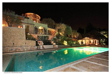 Image 2 | 8 bedroom villa for sale with 0.65 hectares of land, Mougins, French Riviera 187355