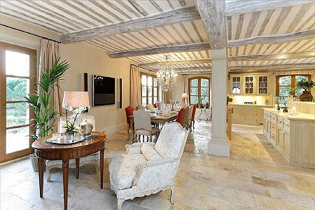 Image 5 | 8 bedroom villa for sale with 0.65 hectares of land, Mougins, French Riviera 187355