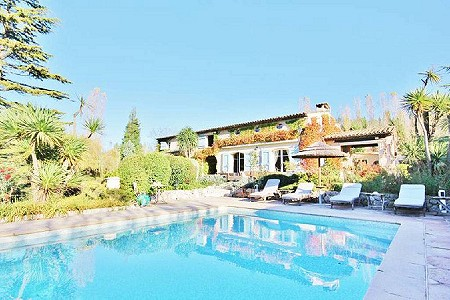 Image 3 | 6 bedroom villa for sale with 0.57 hectares of land, Chateauneuf, Grasse, French Riviera 187370