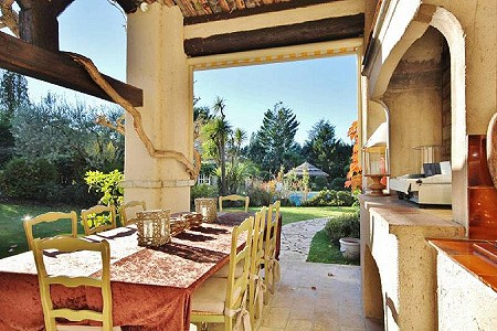 Image 5 | 6 bedroom villa for sale with 0.57 hectares of land, Chateauneuf, Grasse, French Riviera 187370