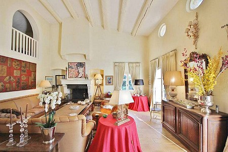 Image 6 | 6 bedroom villa for sale with 0.57 hectares of land, Chateauneuf, Grasse, French Riviera 187370