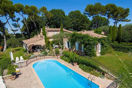 7 bedroom villa for sale, Mougins, French Riviera