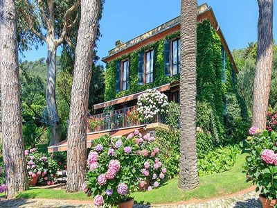 Image 3 | 6 bedroom villa for sale with 0.67 hectares of land, Santa Margherita Ligure, Genoa, Liguria 187512