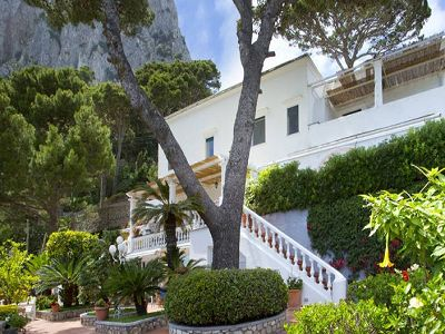 4 bedroom villa for sale, Capri, Italian Islands