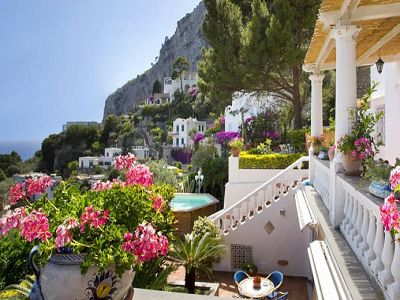 Image 2 | 4 bedroom villa for sale with 70m2 of land, Capri, Italian Islands 187527