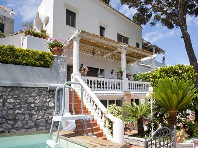 Image 8 | 4 bedroom villa for sale with 70m2 of land, Capri, Italian Islands 187527