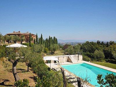 5 bedroom house for sale, Montepulciano, Siena, Chianti Wine Region