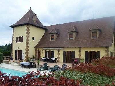 5 bedroom house for sale, Montpon, Dordogne, Aquitaine