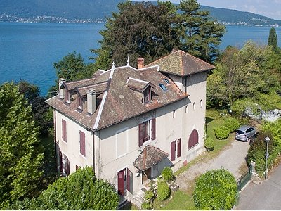 8 bedroom house for sale, Veyrier Du Lac, Haute-Savoie, Lake Annecy
