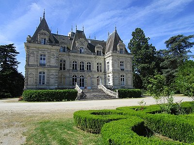 French chateau france angers 187779 prestige for French chateau homes for sale