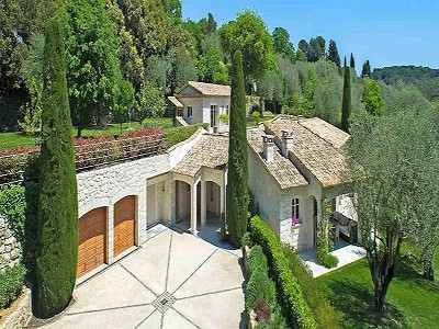 Image 1 | 6 bedroom farmhouse for sale with 1.02 hectares of land, Fontmerle, Mougins, French Riviera 187825