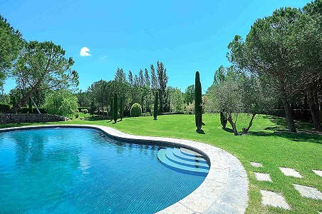 Image 4 | 6 bedroom farmhouse for sale with 1.02 hectares of land, Fontmerle, Mougins, French Riviera 187825