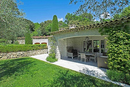 Image 5 | 6 bedroom farmhouse for sale with 1.02 hectares of land, Fontmerle, Mougins, French Riviera 187825