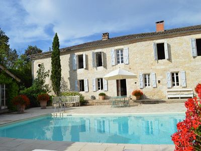 Image 3 | 5 bedroom manor house for sale with 1,963m2 of land, Gaillac, Tarn , Midi-Pyrenees 188083