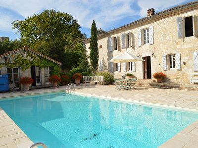 Image 5 | 5 bedroom manor house for sale with 1,963m2 of land, Gaillac, Tarn , Midi-Pyrenees 188083