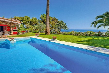 Image 2 | 10 bedroom villa for sale with 1,800m2 of land, Californie, Cannes, French Riviera 188092