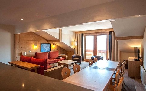 2 bedroom penthouse for sale, Courchevel, Savoie, Rhone-Alpes