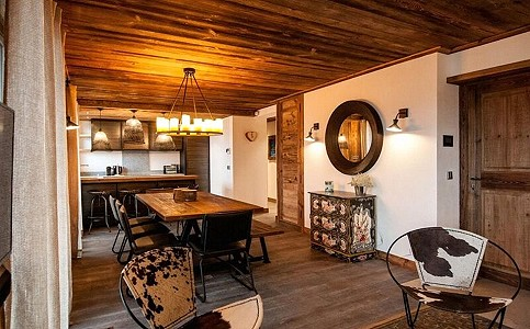 4 bedroom apartment for sale, Courchevel, Savoie, Three Valleys Ski