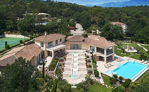 8 bedroom house for sale, Tourrettes, Var, Cote d'Azur French Riviera