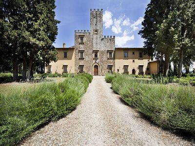 Image 12 | Fabulous Castle / Villa near to Florence in Tuscany for Sale with Boutique Hotel Opportunities  188284