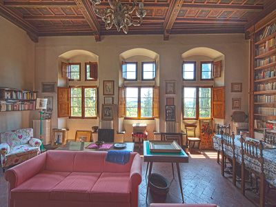 Image 15 | Fabulous Castle / Villa near to Florence in Tuscany for Sale with Boutique Hotel Opportunities  188284