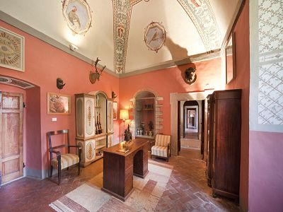 Image 5 | Fabulous Castle / Villa near to Florence in Tuscany for Sale with Boutique Hotel Opportunities  188284