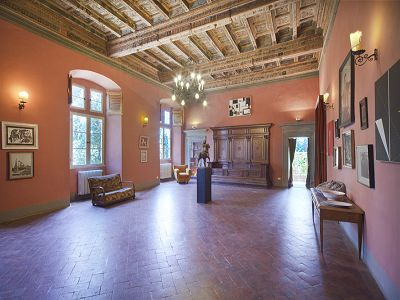 Image 7 | Fabulous Castle / Villa near to Florence in Tuscany for Sale with Boutique Hotel Opportunities  188284